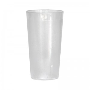 VASO 8 OZ, POLICARBONATO, COLOR: TRANSPARENTE